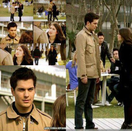 1st time when emir & feriha anger with each other