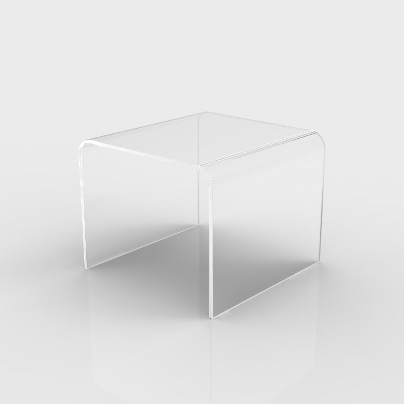 Tavolini Da Salotto In Plexiglass Prezzi.Tavolini Da Salotto Moderni 50x50 In Plexiglass Tavolini