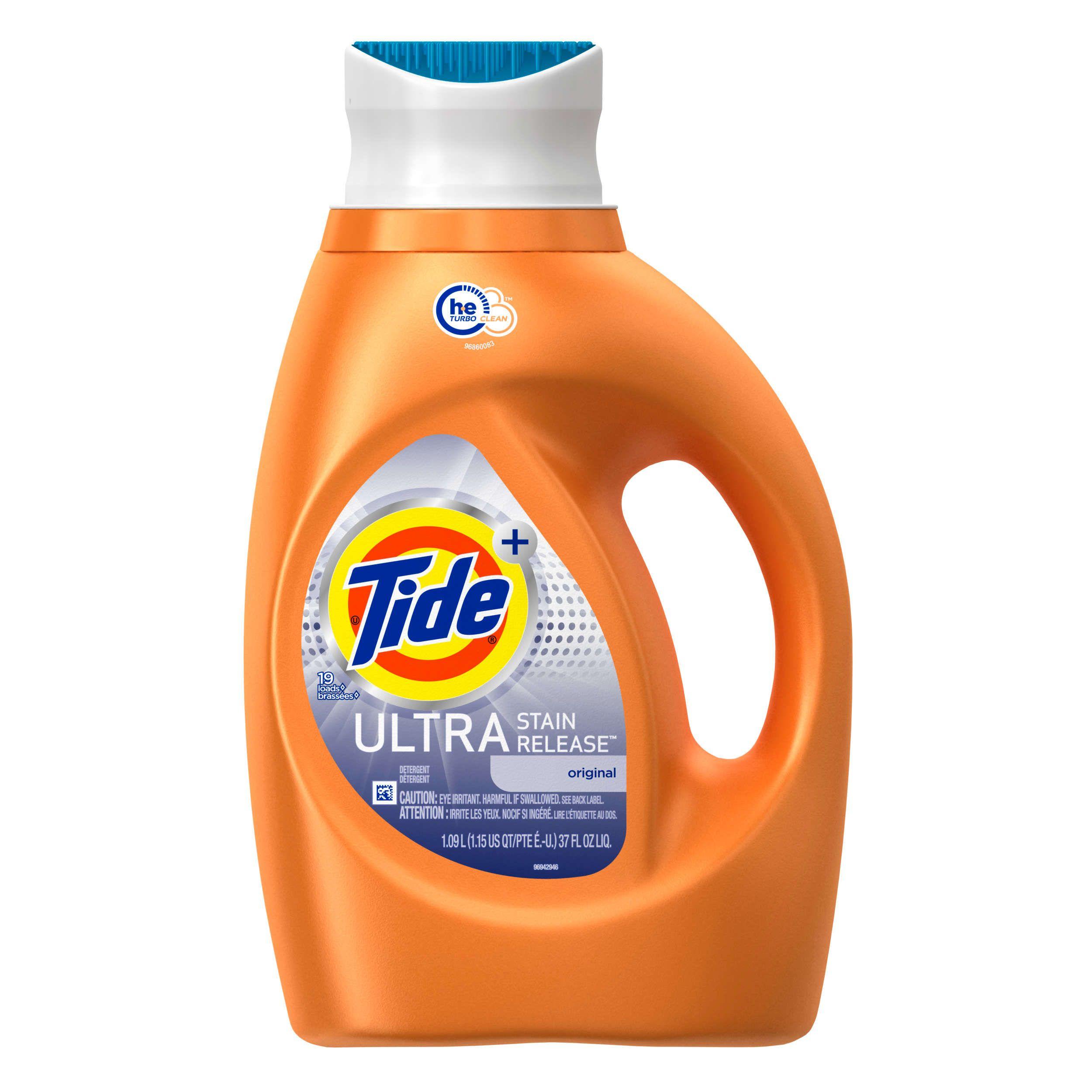 View Tide Tide Ultra Stain Release HE Turbo Clean Liquid
