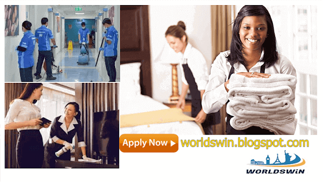 Cleaning Services Jobs Room Attendant Housekeeping Supervisor