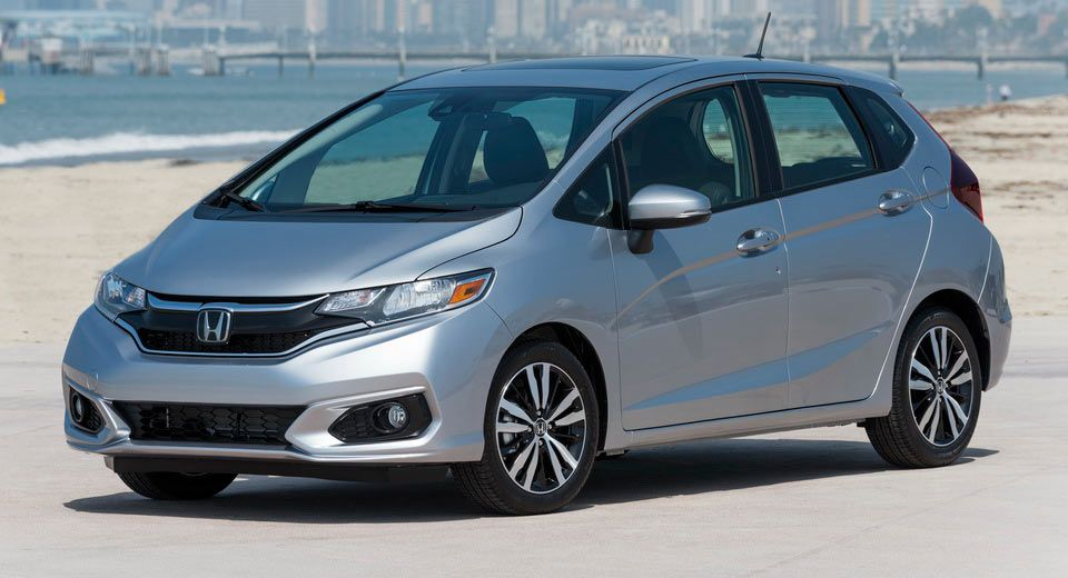 Updated 2018 Honda Fit Now On Sale From 16,190 MSRP