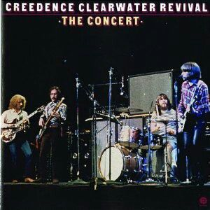"""Creedence """"The Concert """""""