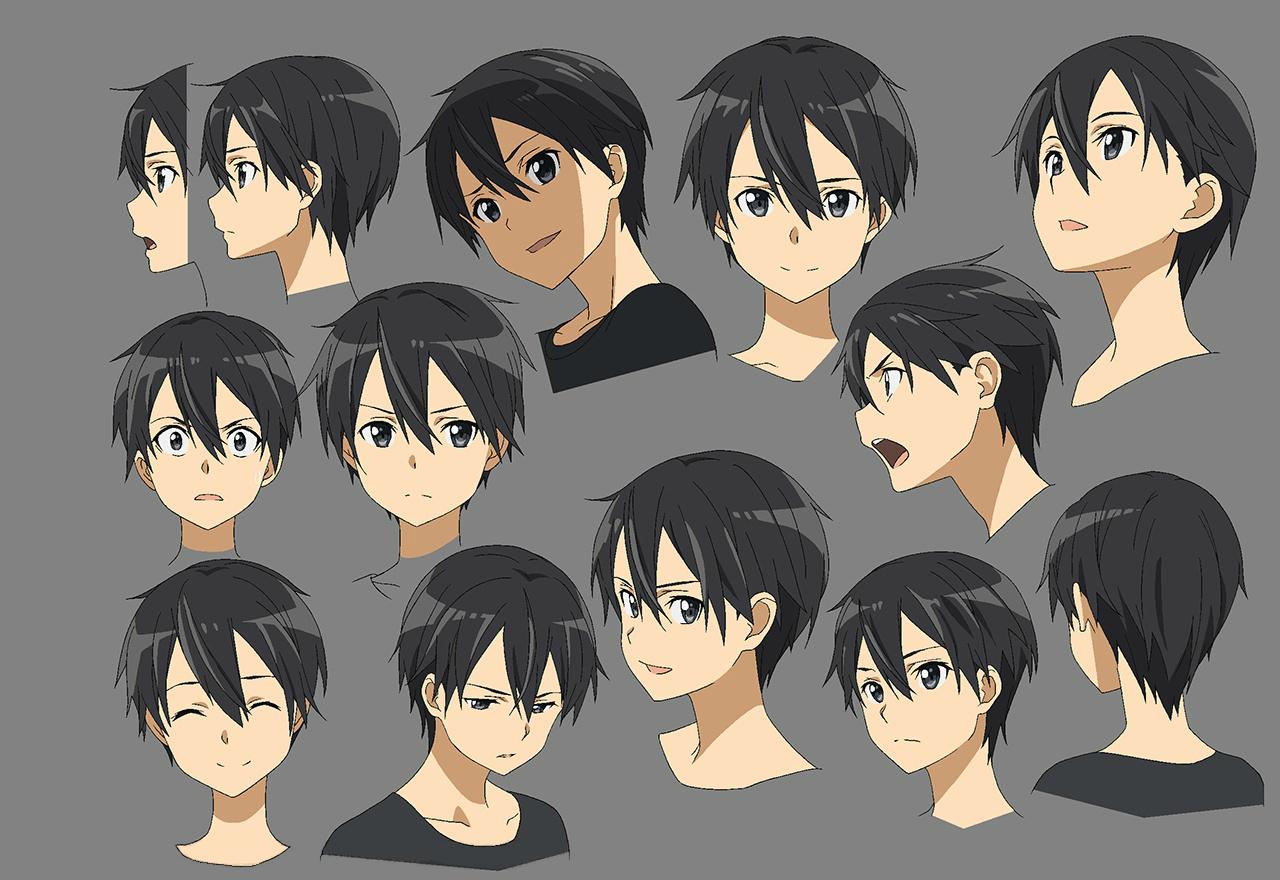Картинки из аниме с эмоциями