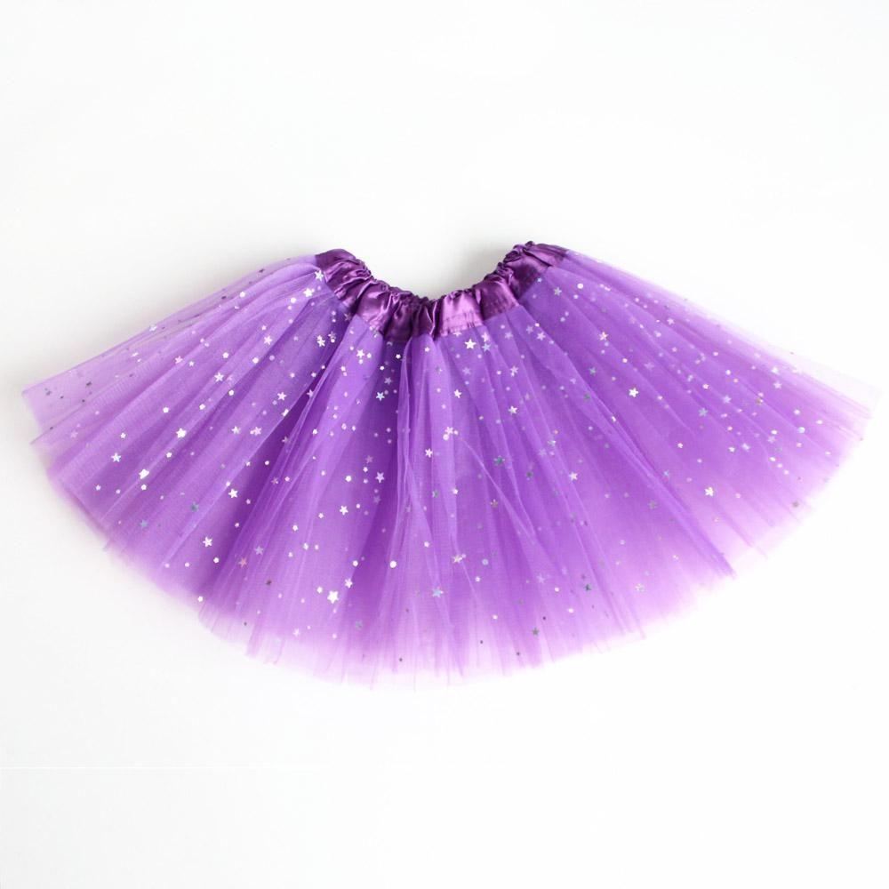 Summer Kids Baby Star Glitter Dance Tutu Skirt For Girl Sequin 3 Layers  Tulle Toddler Lace Pettiskirt Children Chiffon 2-8T. Yesterday s price  US   3.37 ... 4fa81e20db96