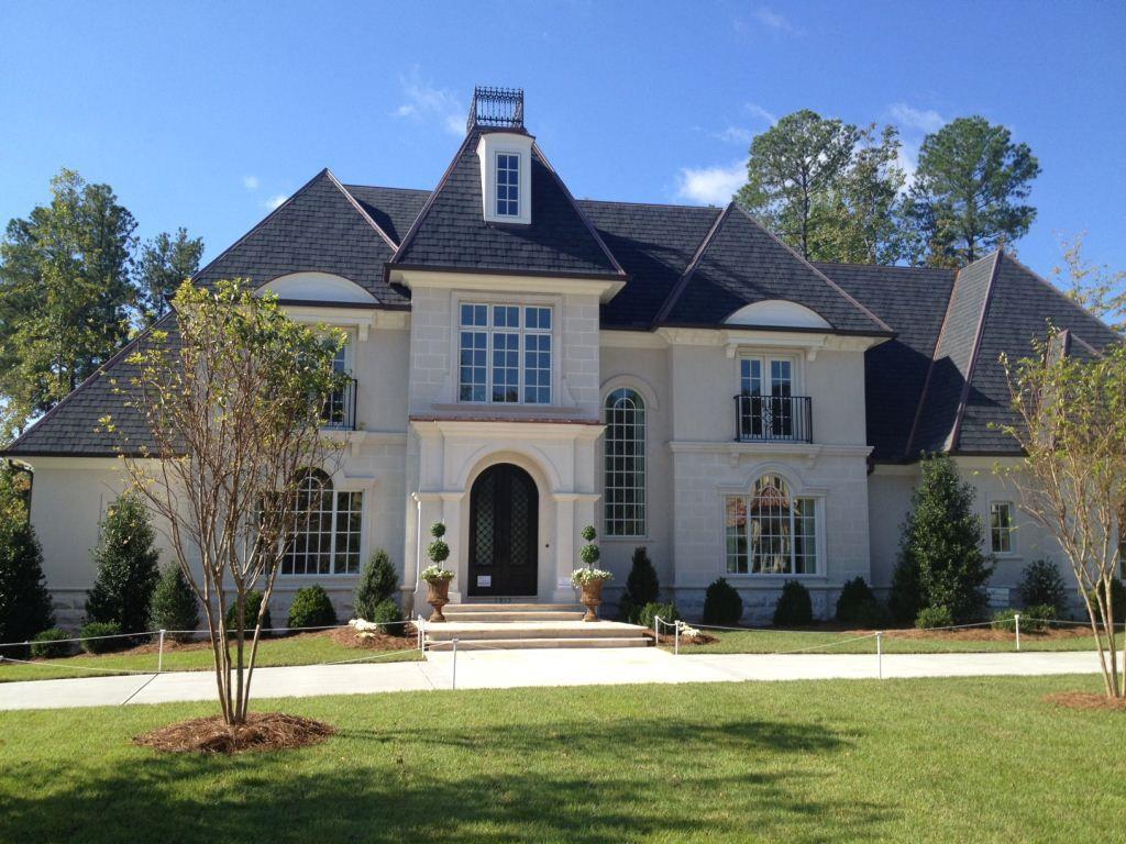Arriscraft renaissance limestone colour grand style for Renaissance home builders