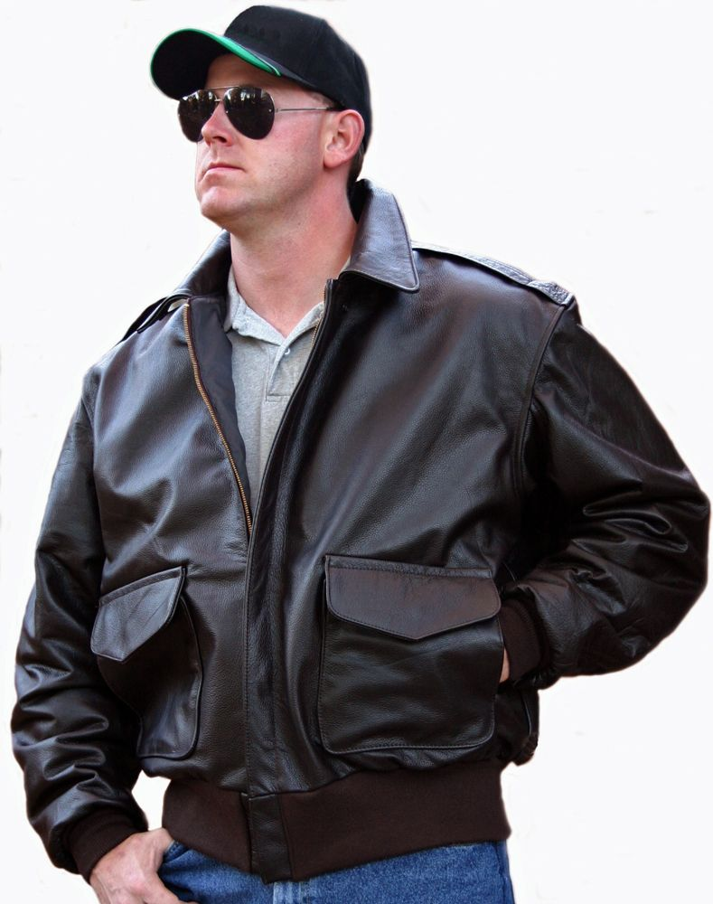 a2-leather-bomber-jacket-kitty-hawk-ft.jpg (789×1000) | LEATHER ...