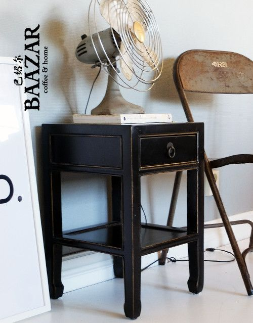 H 016 Sängbord i 2020 | Renoverade möbler, Sängbord, Sängskåp