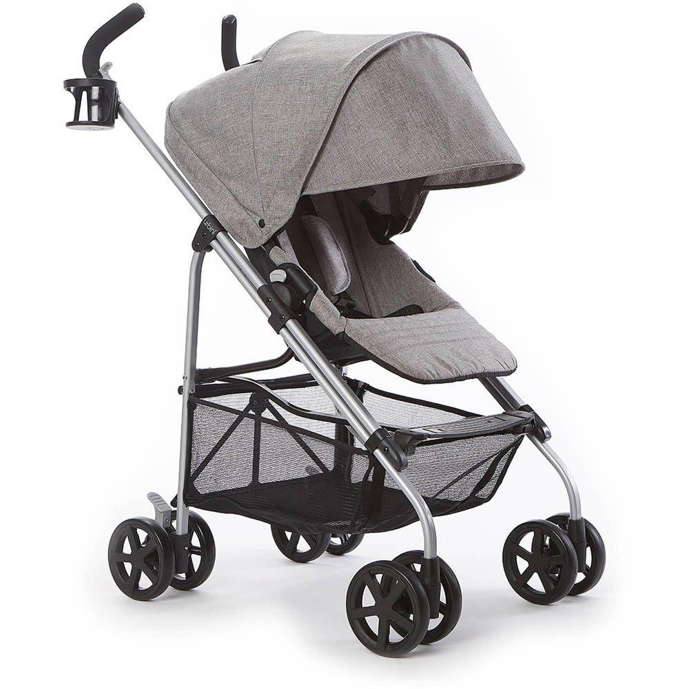 Reversible Stroller City Jogger Black Single Baby Seat