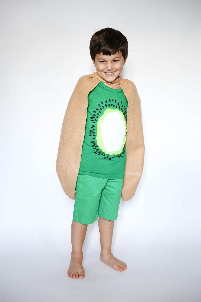 2305f3e4fee7fa This DIY Kiwi Costume holds the kiwi to our heart! | Healthy ...