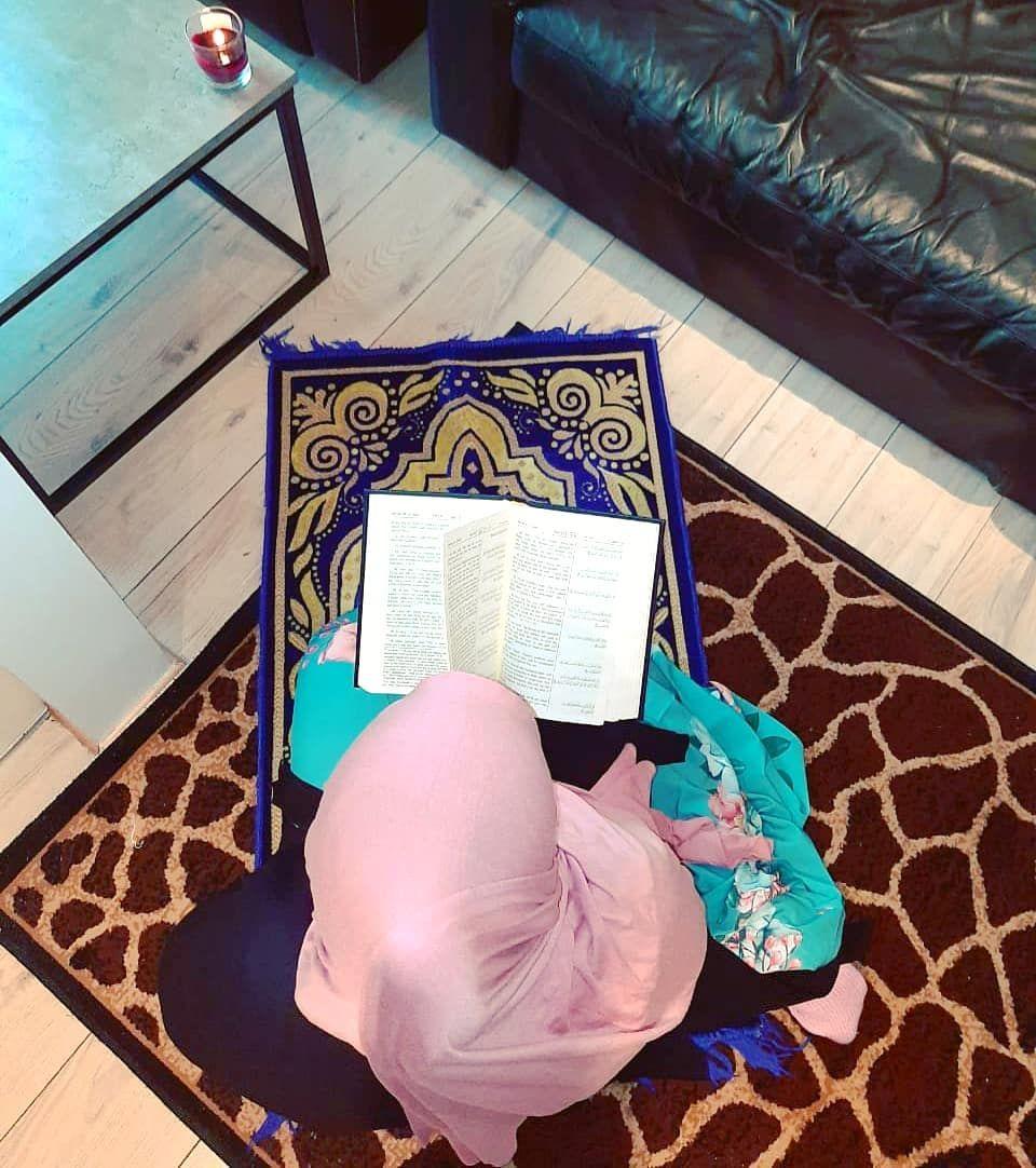 Anna B | Icelandic Muslimah Revert Story | Reading Quran
