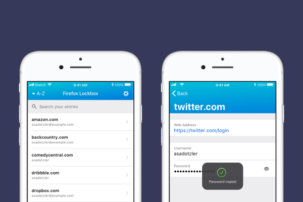 Mozilla's Firefox Lockbox app arrives on iPhone, Gives you