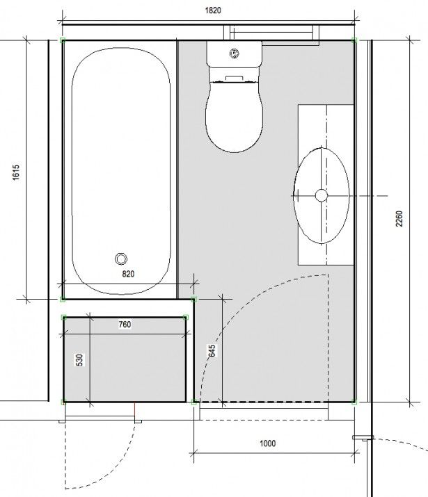Alternate Bathroom Plan Bathrooms Pinterest Bathroom Plans - 5x7 bathroom plan