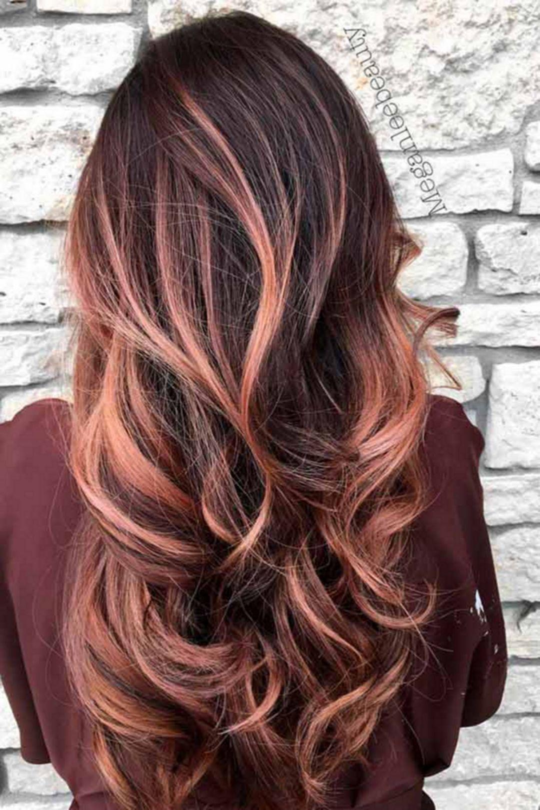 Women best ombre hairstyles 2019