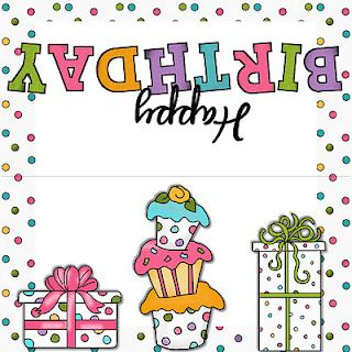 graphic about Printable Bag Toppers named Free of charge printable handle bag topper bash suggestions Birthday