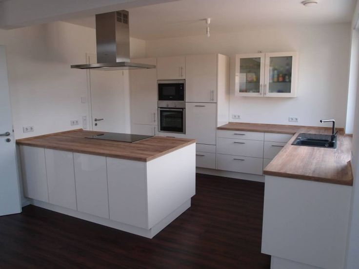 Unsere neue Küche ist fertig Der Hersteller ist Nobilia - moderne kuche