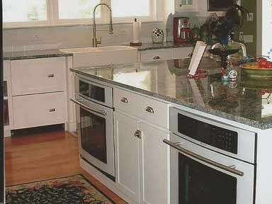 Double Oven On Kitchen Island Google Search