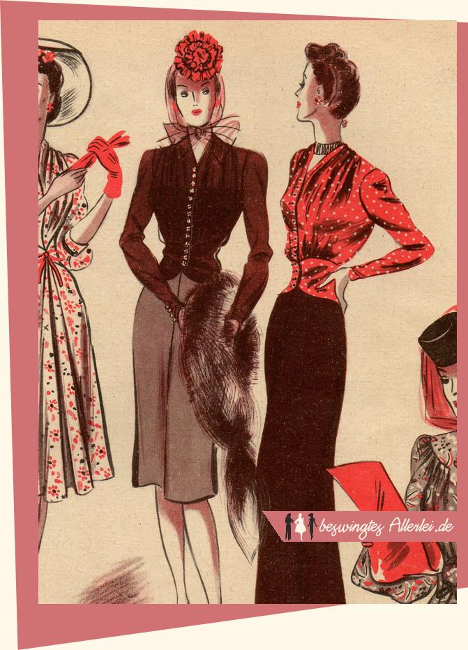 Beswingtes Allerlei - Swing, Mode der 40er und 50er Jahre und ...
