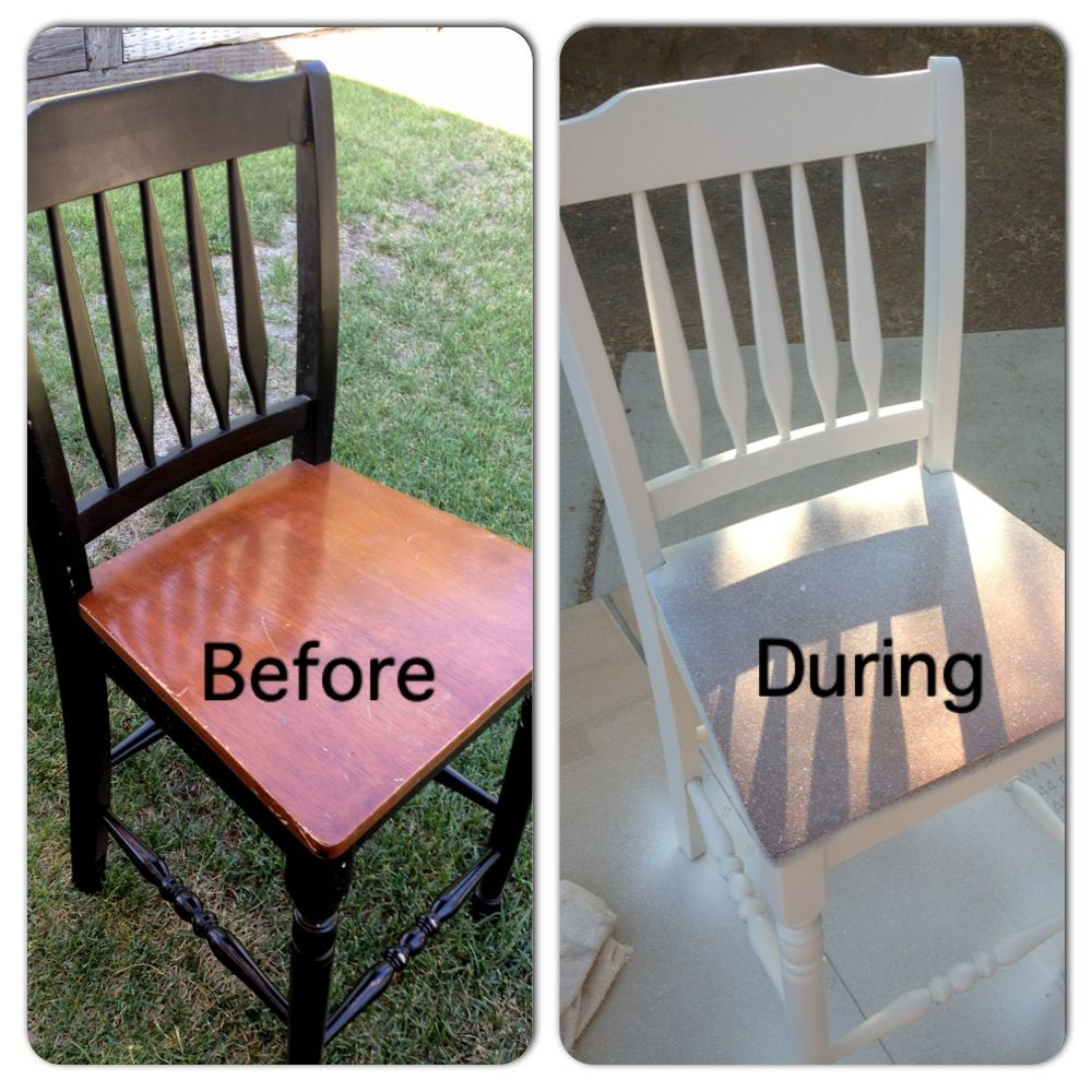 Spray Painting Furniture For The Home Pinterest
