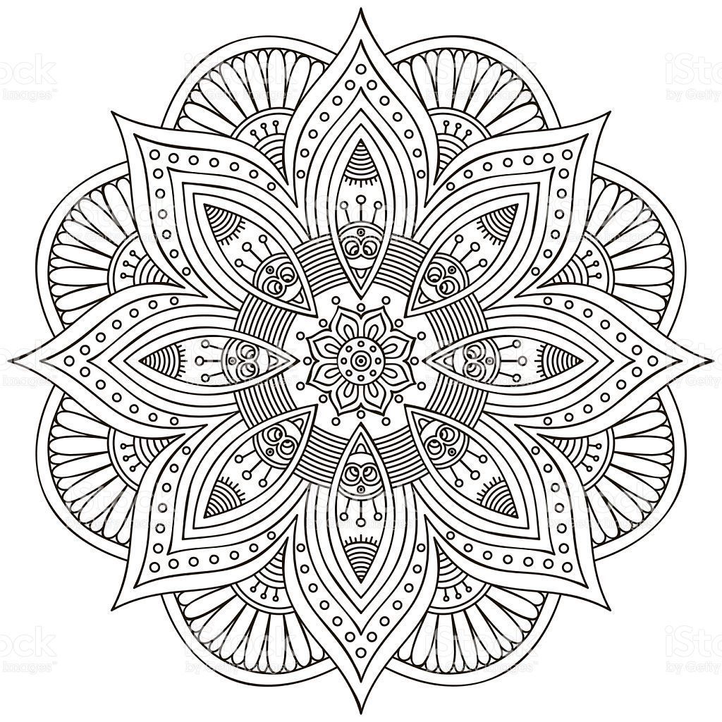 Find Mandala Round Ornament Vector Pattern Vintage Stock Images In HD And Millions Of Other Royalty Free Photos Illustrations Vectors The