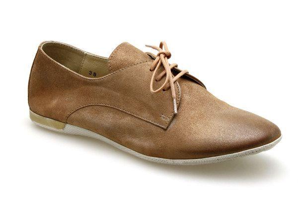 Tendance Chaussures 2018 Description Derby Coco Et Abricot Camel –  Chaussures femme Coco Et Abricot nouvelle collection printemps été 2014 –  Shoes Paradise