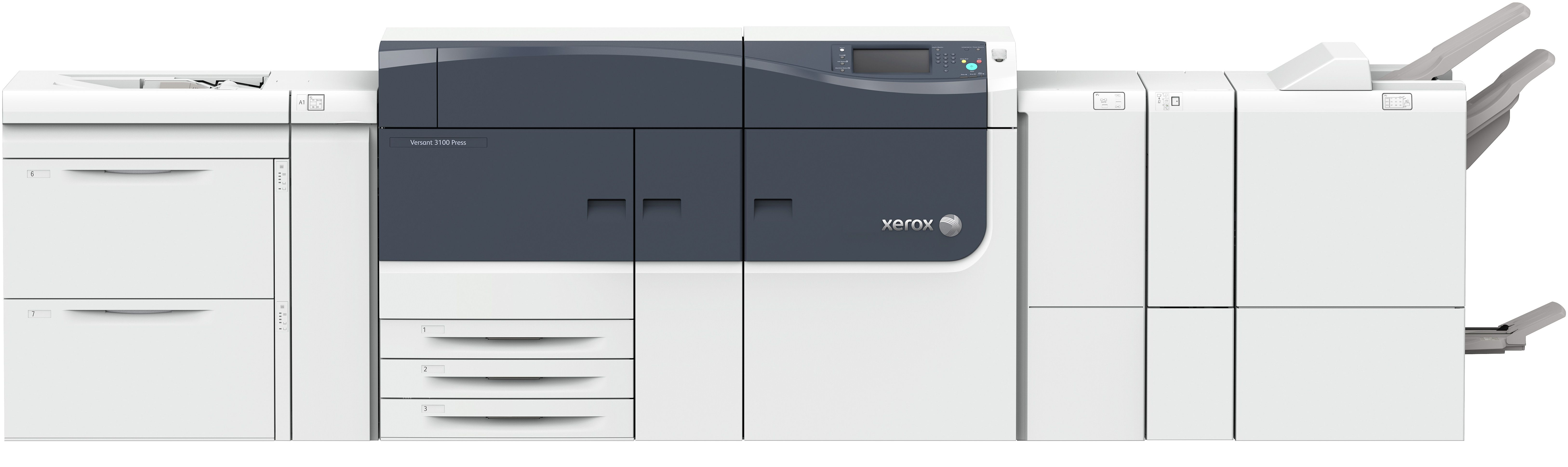 Xerox Versant 3100 Press Office Prints Locker Storage Banner