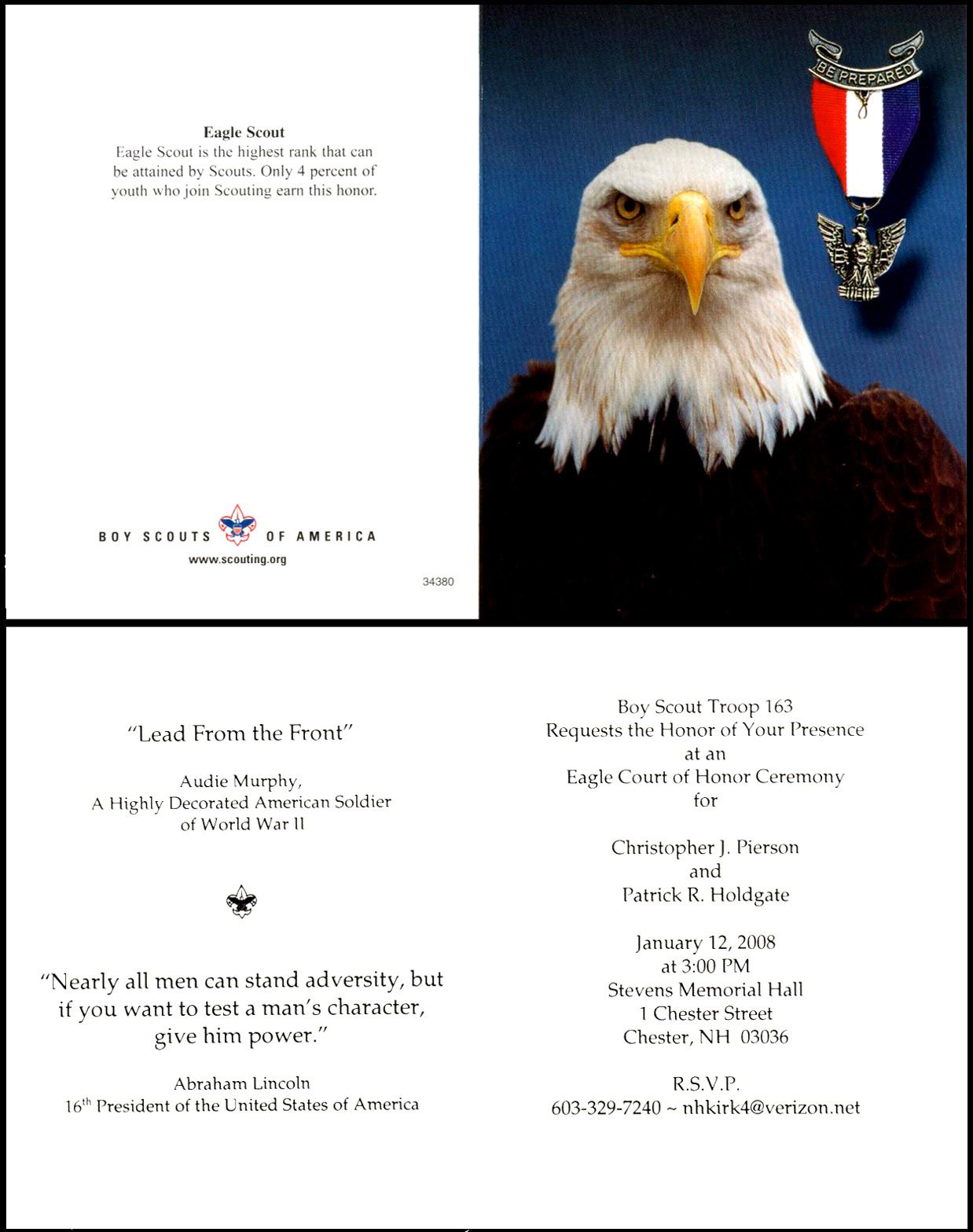 Image Detail For 12 Various Certificates And Letters Eagle