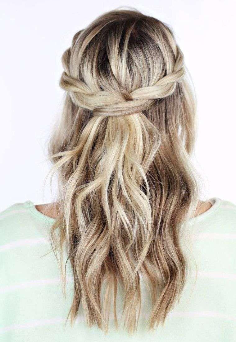 Tuto Coiffure Cheveux Mi Long Et Long En 9 Idees Faciles Et Rapides