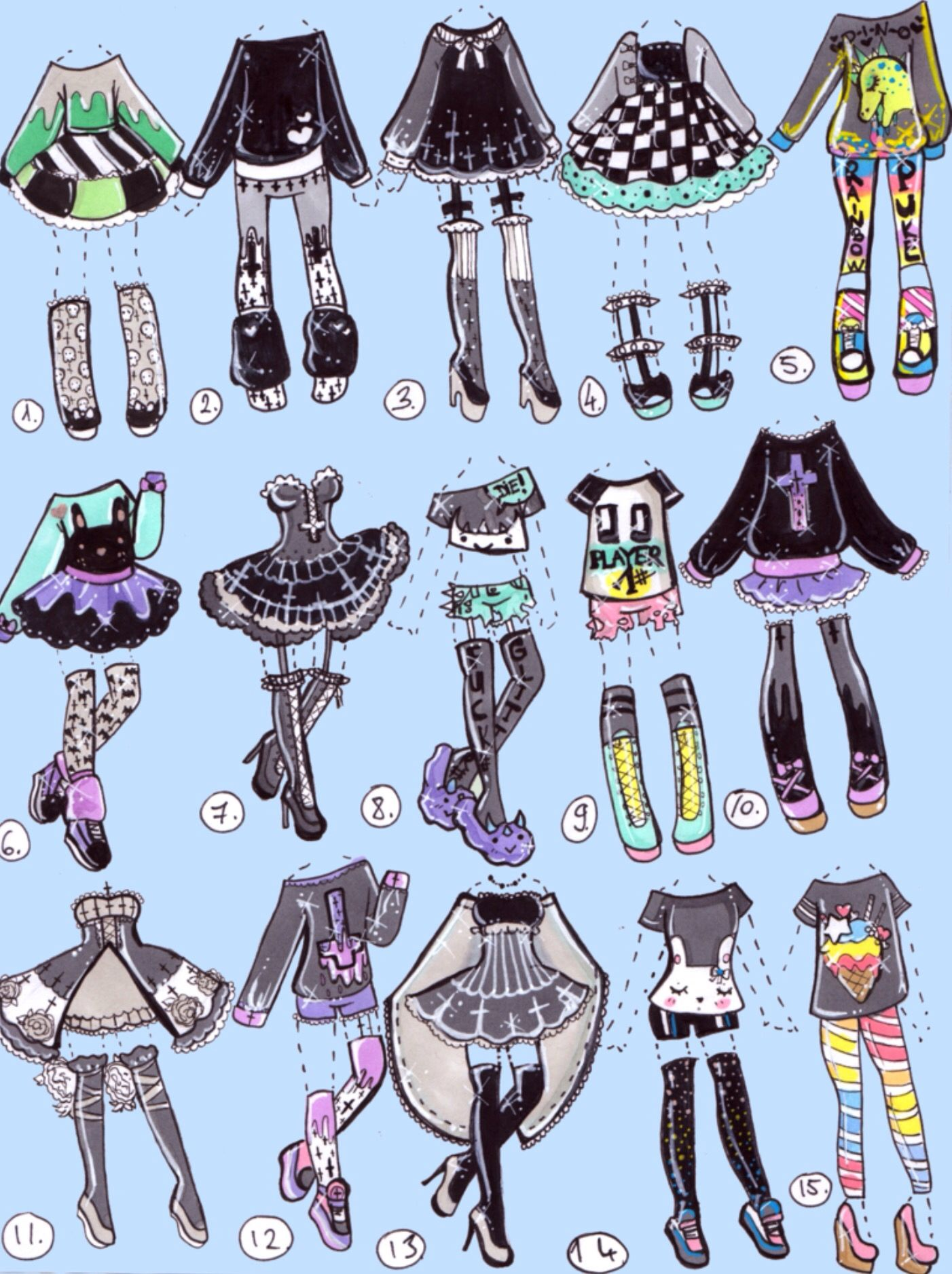 Guppie adopts anime design pinterest zeichen ideen - Zeichen ideen ...