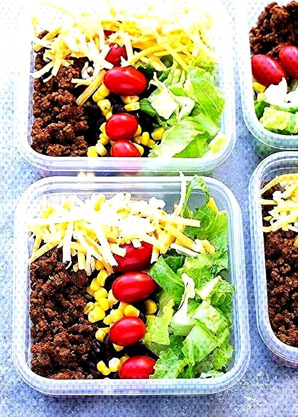 Make-Ahead Work Lunches That Don't Need Reheating -16 Make-Ahead Work Lunches That Don't Need Rehea