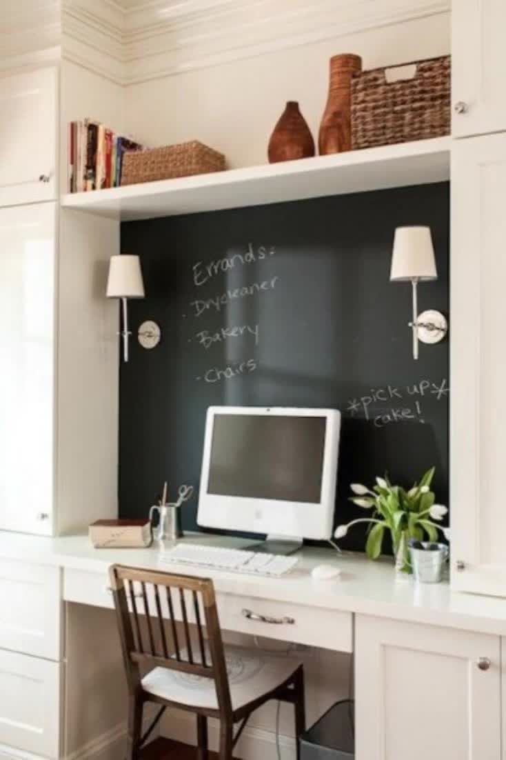 Photo of Top 50 Best Built In Desk Ideas – Cool Work Space Designs