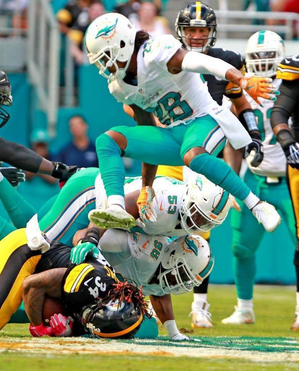 Photo gallery pittsburgh steelers at miami dolphins