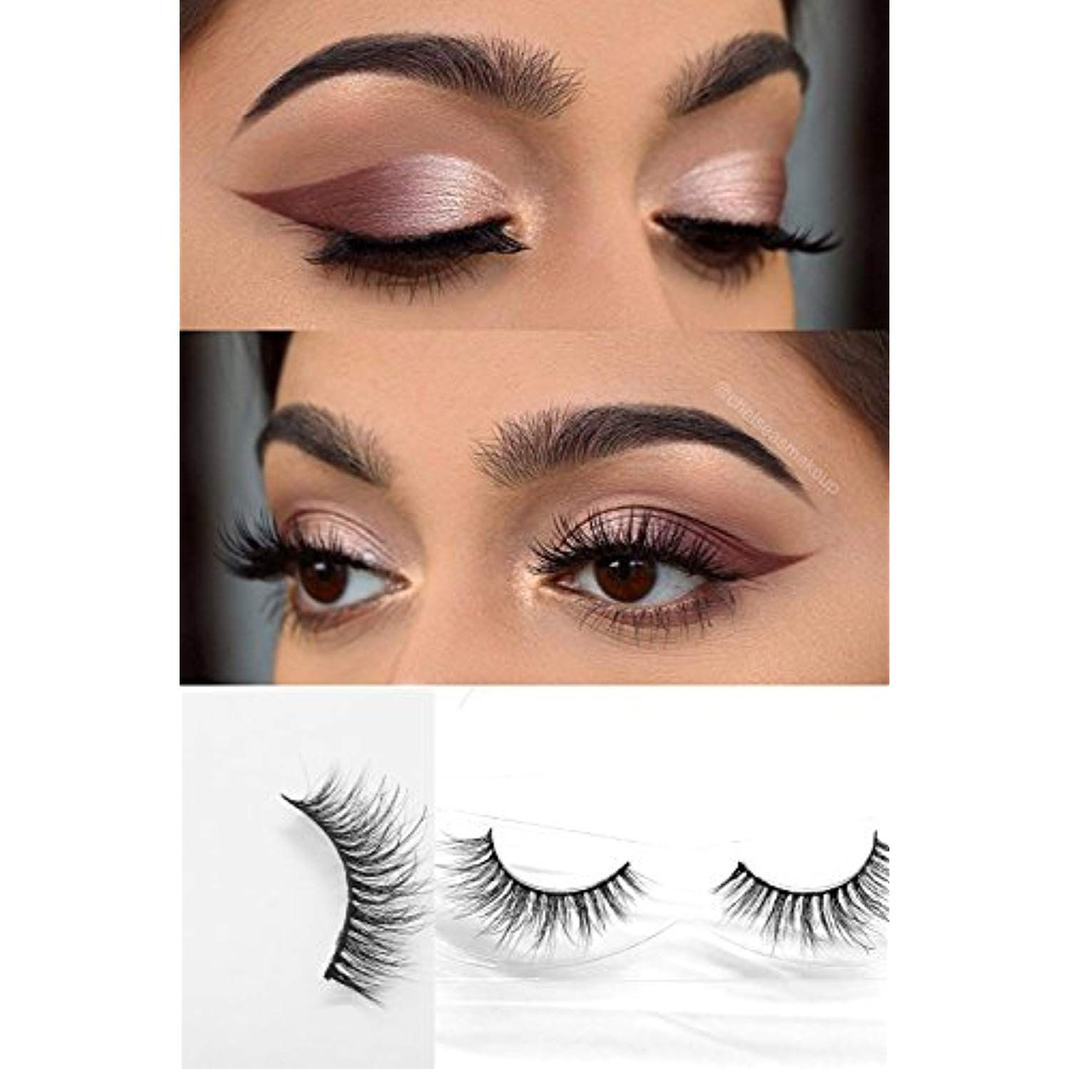 Can You Get Eyelash Extensions Wet In The Shower Googoo Mink Eyelashes Dramatic Natural 3d Mink Lashes Strips Extensions For Handmade False Eyeashes 1 Pair You Can Fi Mink Eyelashes Eyelashes Strip Lashes