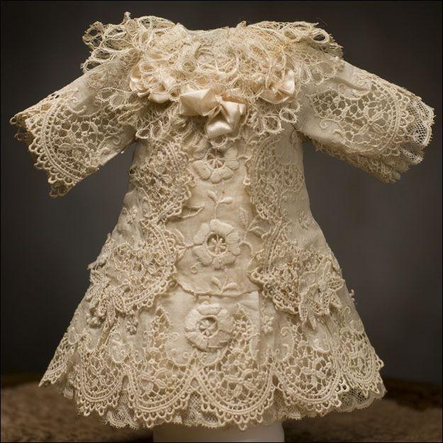 Антикварные платья для кукол. Обсуждение на LiveInternet - Российский Сервис Онлайн-Дневников