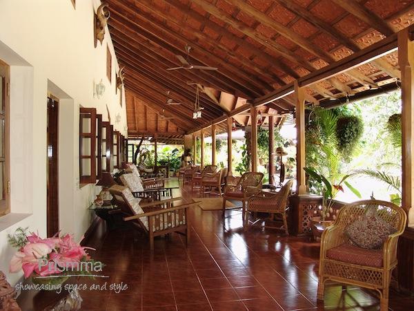 beautiful indian verandhas Google Search House design