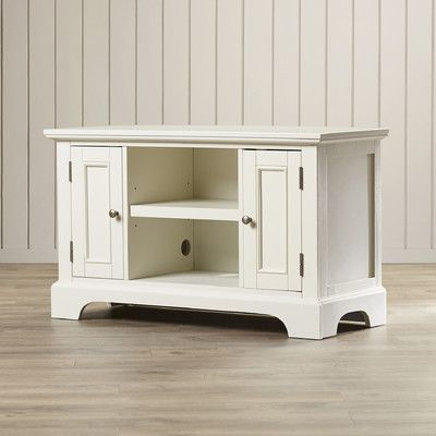 """Lorraine TV Stand for TVs up to 60""""   Home tv stand ..."""