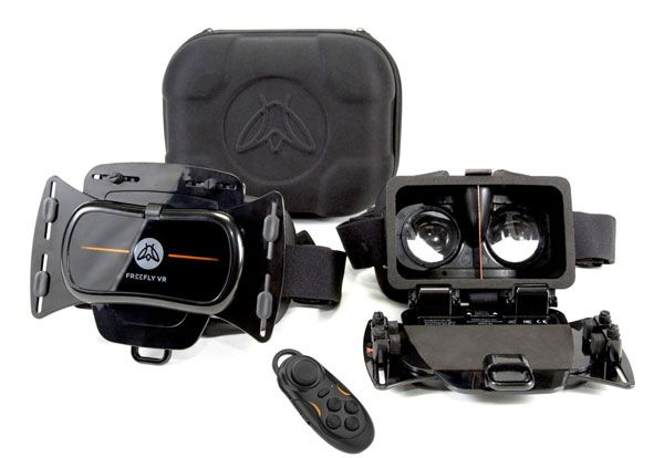 Freefly VR Headset for Smartphones