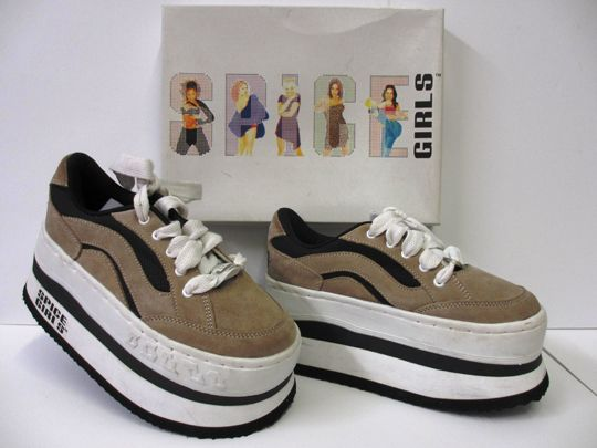 1e5fc0f3f9c5 OMG I had these.....lol Spice Girls Shoes