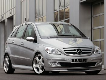 Brabus B 200 Turbo W245 With Images Mercedes Benz B200