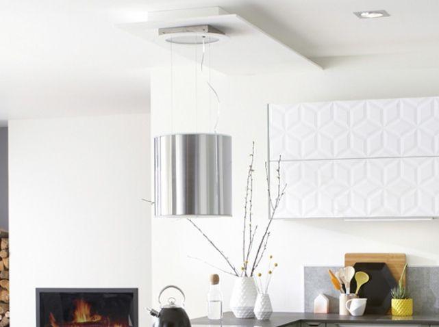 La Hotte Design S Affiche En Cuisine Home Decor Decor Ceiling