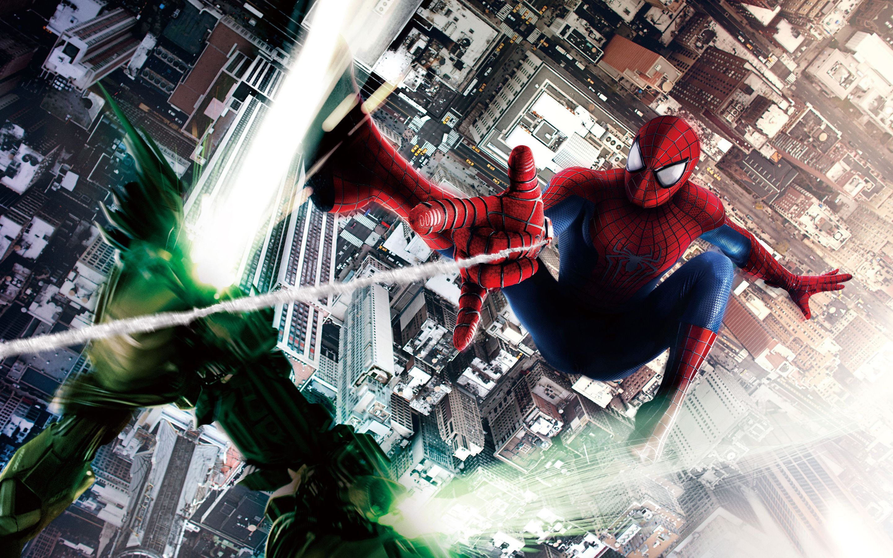 The Amazing Spider Man 2 Movie 2014 HD Wallpaper