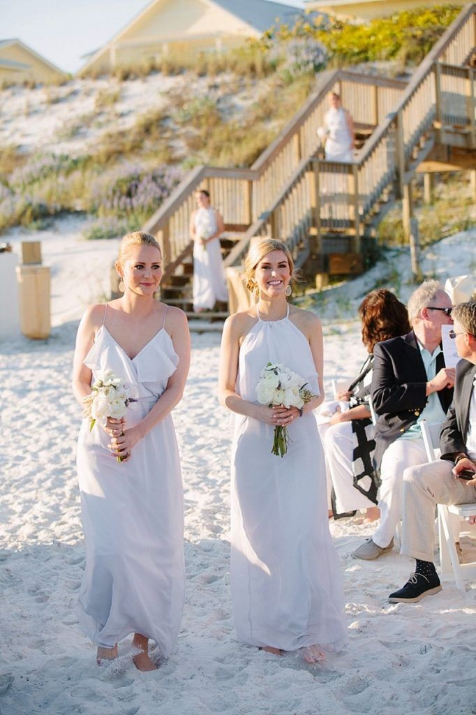 Watercolor Weddings Beach Wedding Attire Beach Wedding