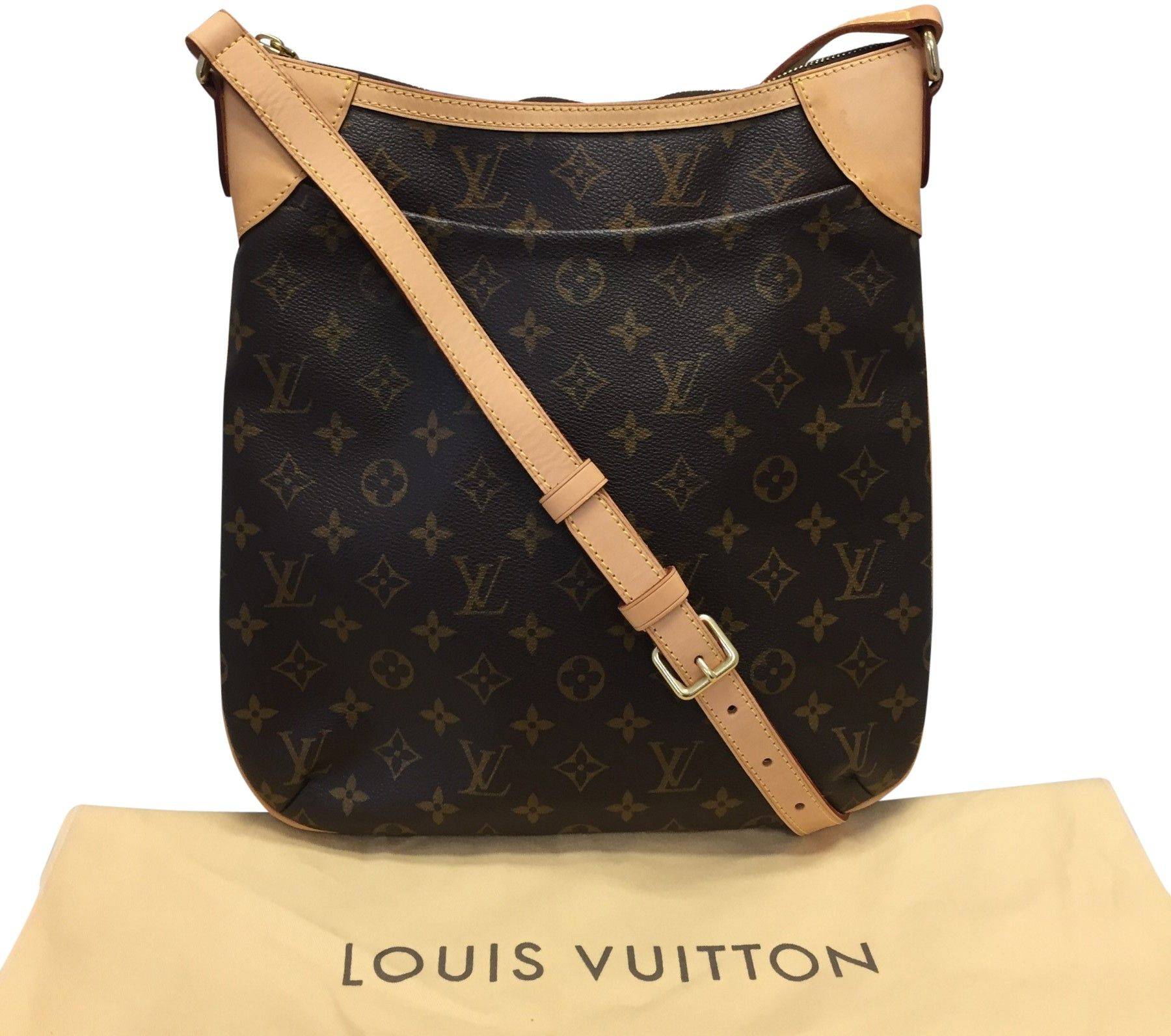 Louis Vuitton Odeon MM Monogram Alex this is the perfect