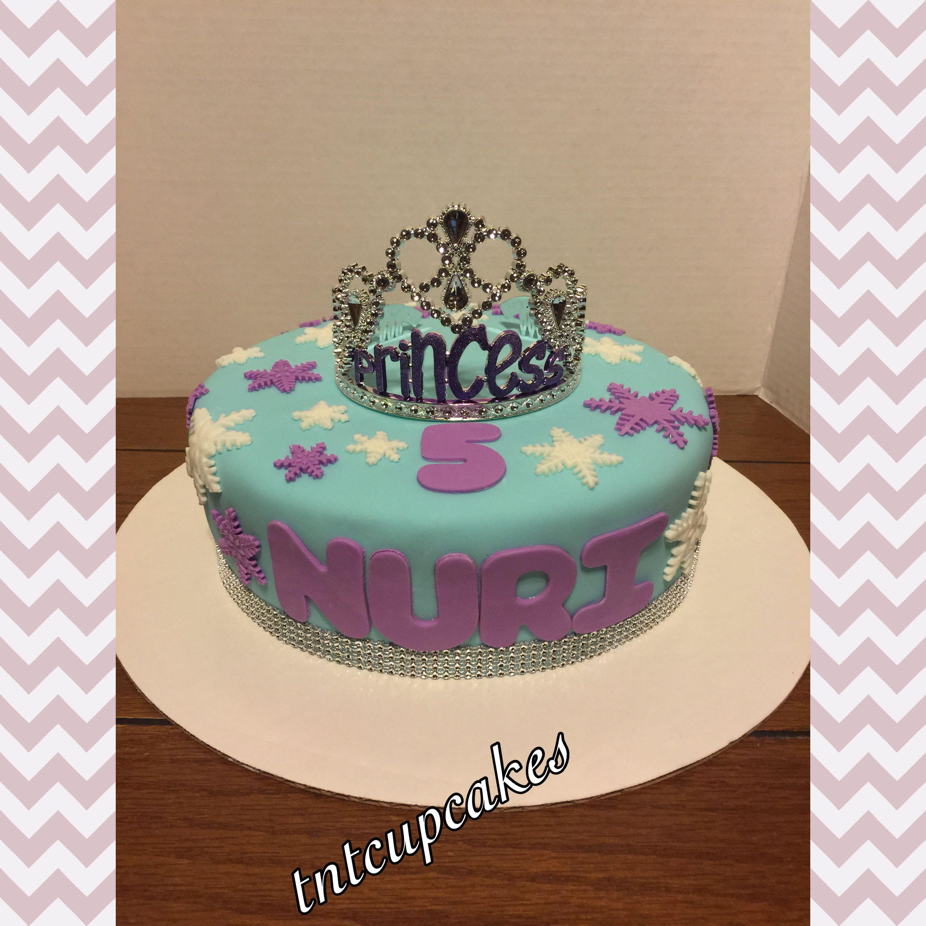 Frozen inspired cake desserts cake frozen inspired