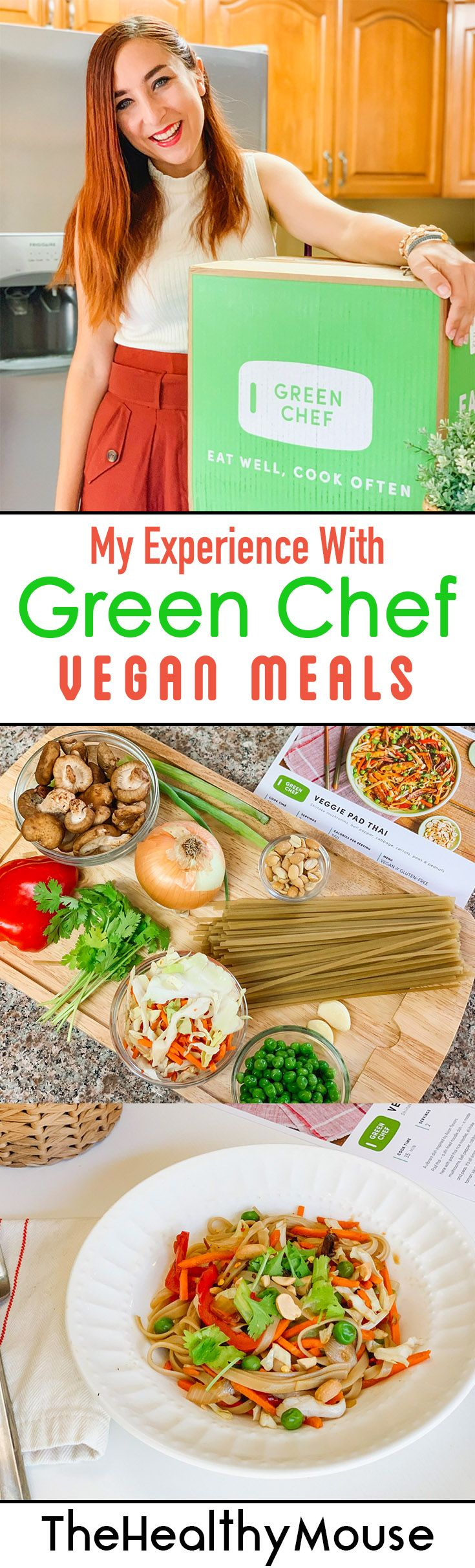 My Experience With Green Chef Vegan Meals The Healthy Mouse Vegan Recipes Green Chef Meals