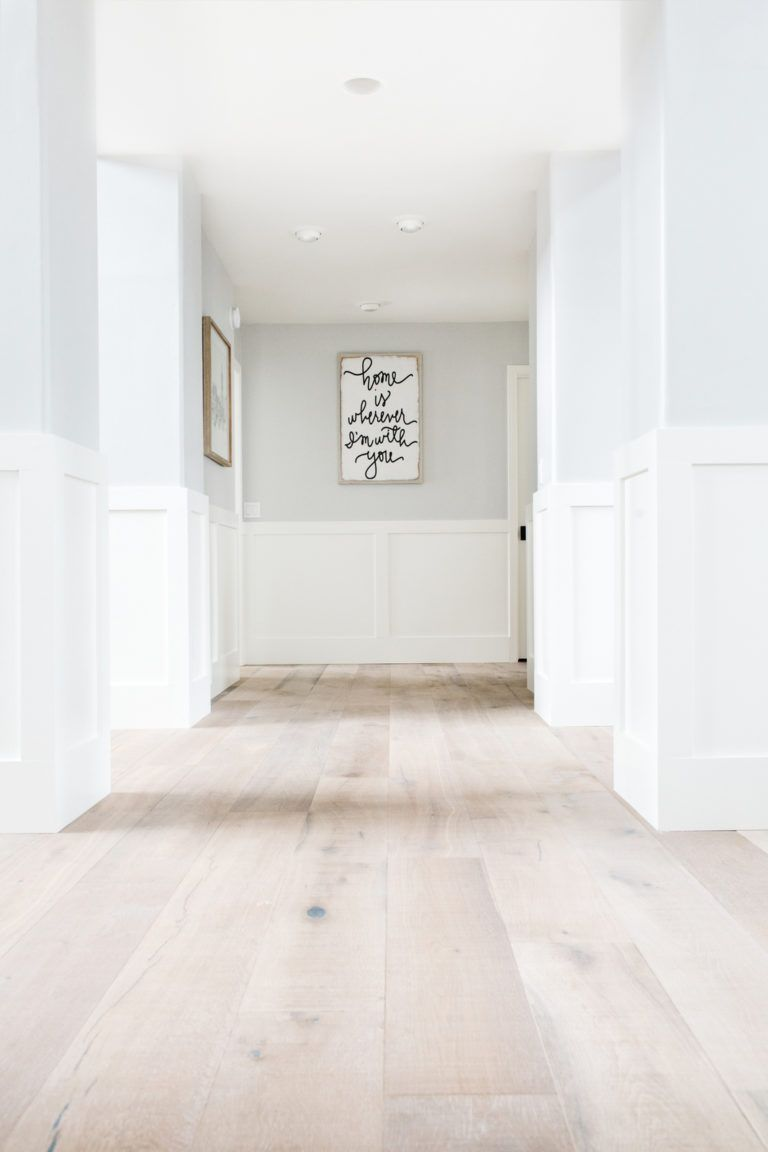 Our House Remodel Flooring Reveal The Tomkat Studio Blog In 2020 House Flooring Home Remodeling Farm House Living Room