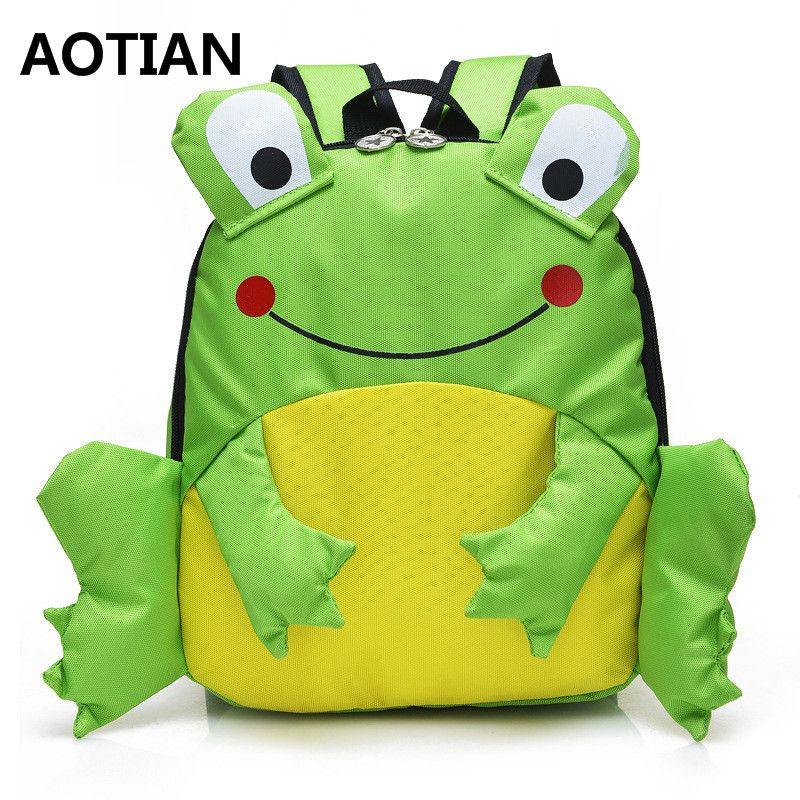 34d661a56a4e Bag · 2017 Children School Backpacks Kindergarten Girls Boys Kids Backpack  Cute Cartoon ...