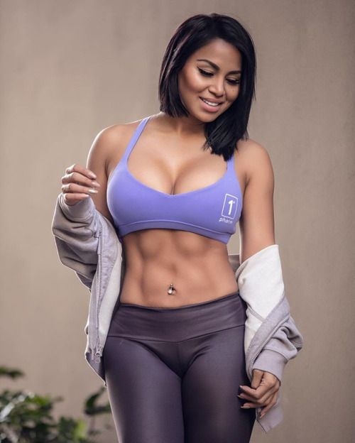 Commit busty girl excersise charming