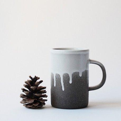 tasse running glaze de house doctor ** un joli #mug en terre cuite