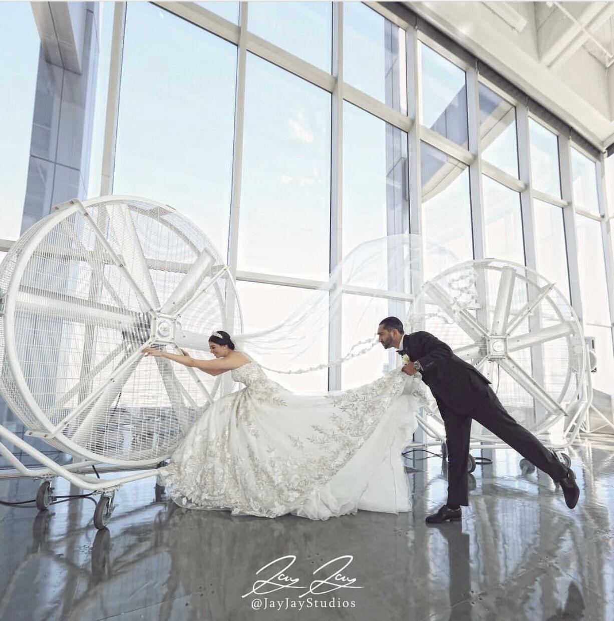 SKYstudio Wedding Estates Downtown Los Angeles