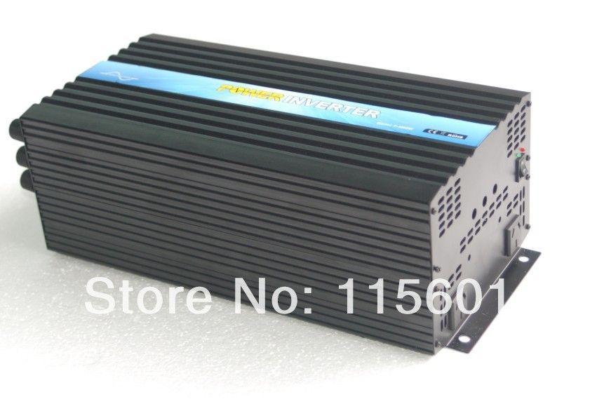 600 00 Buy Here Http Appdeal Ru Flsn Dc12v Ac110v 220v 4000w 4kw Power Inverters For Wind System Solar Solar Inverter Solar Power Diy Power Inverters